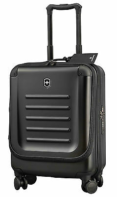 Victorinox SPECTRA 2.0 Spectra Dual-Access Global Carry-On Black RRP $629.00