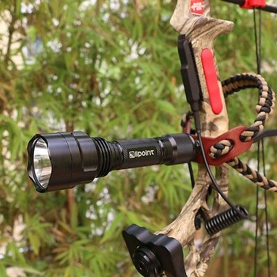 Lipoint Hog Flashlight Stabilizer Torch - Bow Hunting and Archery