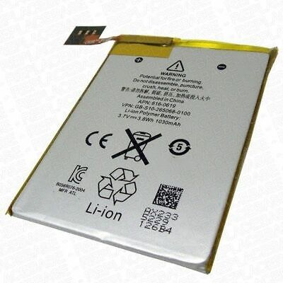 For Apple iPod Touch 5 5th 5G Replacement battery pack 616-0619 OEM