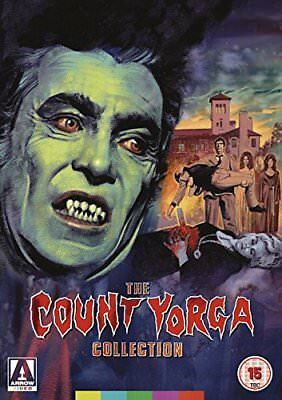 The Count Yorga Collection (DVD)