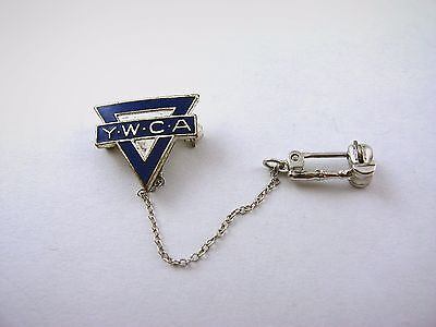 Vintage YWCA Gavel Pin Award