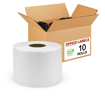 """10 Rolls of 30334 Compatible Address Labels for DYMO® 2-1/4"""" x 1-1/4"""""""
