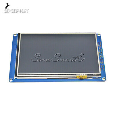 "5.0 inch 5.0"" TFT SSD1963 LCD module Display with touch panel SD card 800X480"