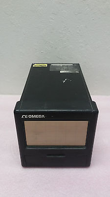 OMEGA E175096 DC-3AC-D3-D3-00-1002 4 Channel Data Logger Recorder