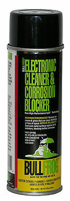 BullFrog 92381 Electronic Cleaner & Rust/Corrosion Blocker Cleans & Protects