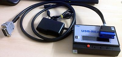 USB READER for Barudan BEAT, PROFIT  embroidery machine