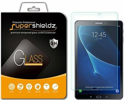 Supershieldz Tempered Glass Screen Protector for Samsung Galaxy Tab A 10.1 2016