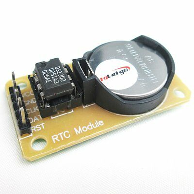 DS1302 Real Time Clock Module RTC Module With CR2032 Battery for Arduino AVR ARM