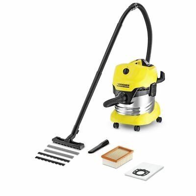 New Karcher Wd3, Wet And Dry Vacuum Cleaner, Indoor/outdoor, Multipurpose Vac