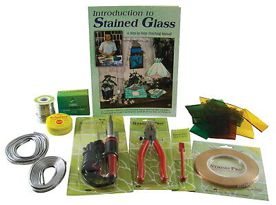 School Specialty Stained Glass Classroom Kit