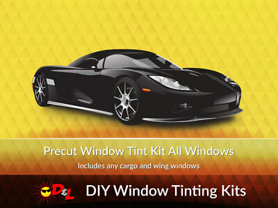 Chevy Corvette Precut Window Tint Kit All Windows