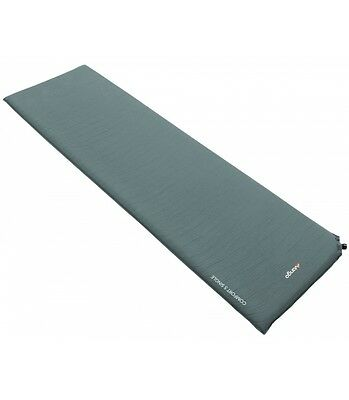 Vango Comfort Single Self-Inflating Mat -  5cm Deep - Moonstone