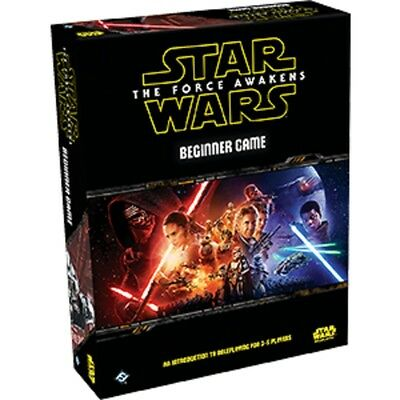 Star Wars X-Wing™: The Force Awakens™ • Beginner Game ENGLISCH