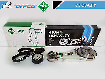 For 1.8 Tdci Wet Injection + Timing Belt Kit Focus Mondeo Galaxy Transit Connect