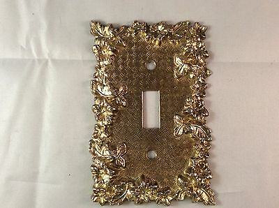 VTG 1967 American Tack & Hdwe Co. Light Switch Plate 75T