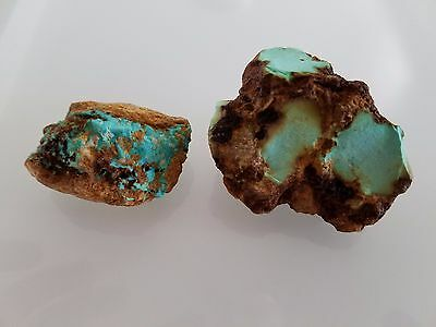 732 CT 100% Natural Persian Turquoise Rough