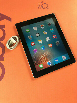 Apple iPad 2 16GB WiFi | Black Silver | 9.7in Grade C - Ref 18