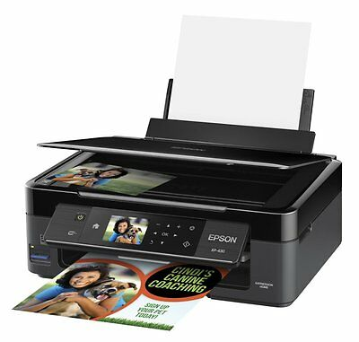 Epson Wireless printer Color Photo all in one home office compact small inkjet