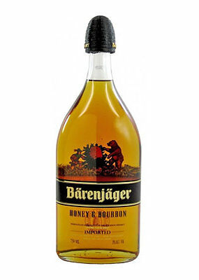 Barenjager Honey & Bourbon Liqueur 700mL