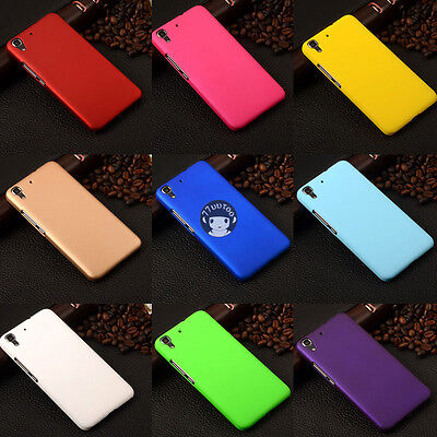 Ultra Slim Matte Hard Case Cover Skin Shell For Huawei Y6 SCL-L04 honor 4A