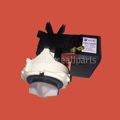 Fisher And Paykel Washing Machine Drain Pump Genuine Suit All Smart Drives