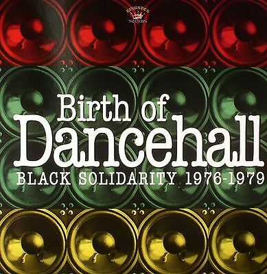 Various - Birth Of Dancehall: Black Solidarity 1976-1979 NEW VINYL LP £10.99