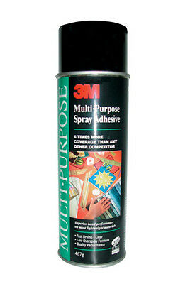 Glue Spray 3M Super 77 Multi Purpose 467Gm
