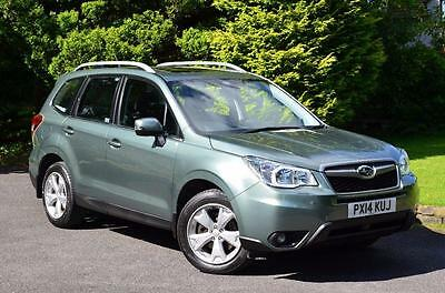 2014 Subaru Forester 2.0 D XC 5dr