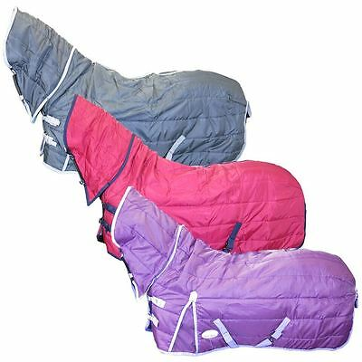 Pony Horse Winter Combo Stable Rug 300g 420D Full Neck Heavyweight Travel Cover