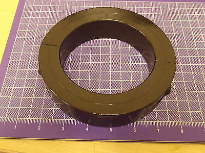 "RULAND Black Oxide HD Steel Shaft Collar, 4-1/8"" Bore, SPH-66-F !92C!"