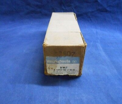 New In Box WESTINGHOUSE BFMLF Magnetic Latch For BF Relays 120VAC