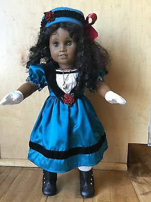 American Girl Doll Retired Cecile Complete with Accessories