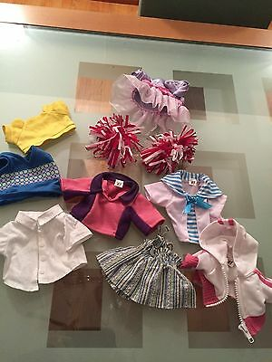 Lot of Webkin and Other Similar Clothings 10 items - Free Shipping
