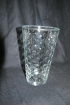 11 Libbey AWA 16-oz Cooler Tumblers with Raised Dots ~ HARDER TO FIND!