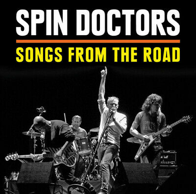 Songs From The Road - Spin Doctors (2015, CD NEU)2 DISC SET