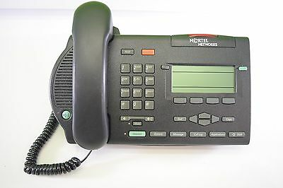 Nortel M3903 Charcoal Business Multi Line Office Phone Clean 3