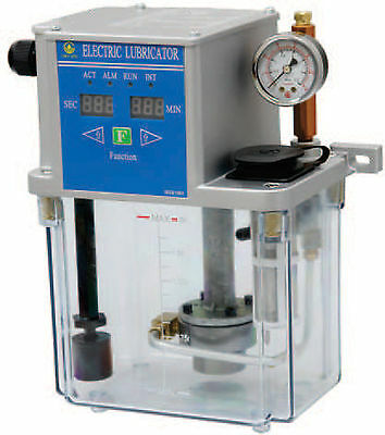 Auto Lubrication Pump for Mill, Grinder -CEN02 110V Bijur