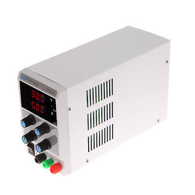 30V 5A Adjustable Variable Digital Regulated DC Power Supply Lab Grade 220V K3O3
