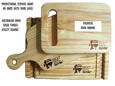 Promotional Custom Printed 40 Utility Boards Australian Made Corporate Gift