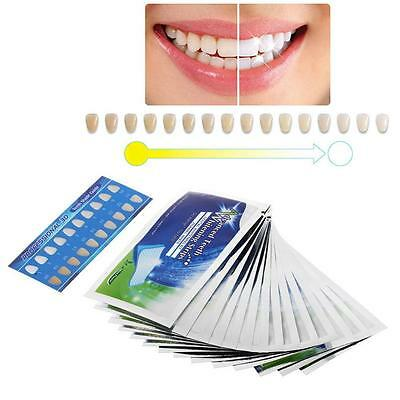 14 Pouch Professional 3D White Effects Whitening Strips Dental Whitestripe EH