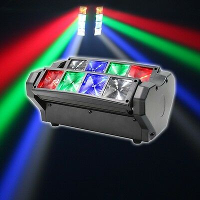 Equinox Onyx DMX RGBW LED Beam DJ Disco Stage Lighting Effect