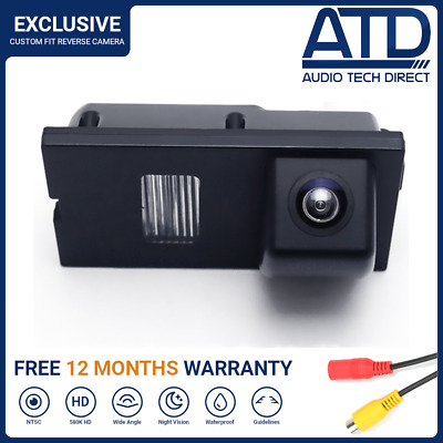 Direct Fit Rear View Reversing Reverse Camera Back For Land Rover Discovery 3 4