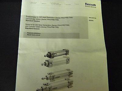 Bosch Rexroth 1827009564 Seal Kit for Cylinder 40mm