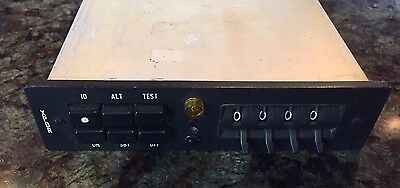 Arc Cessna Rt-859A Transponder Certified 8130-3 Guaranteed Perfect 42260-1028 !!