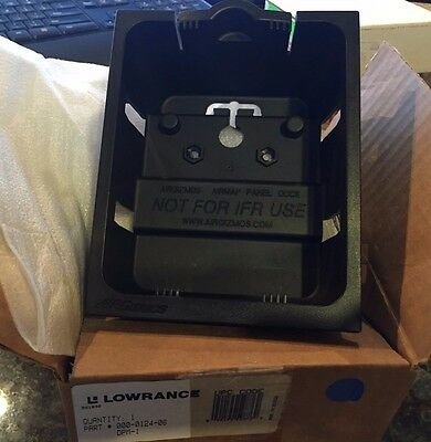 Aircraft Panel Mount Dock Kit For Lowrance Airmap-2000C Airmap-1000 By Airgizmos