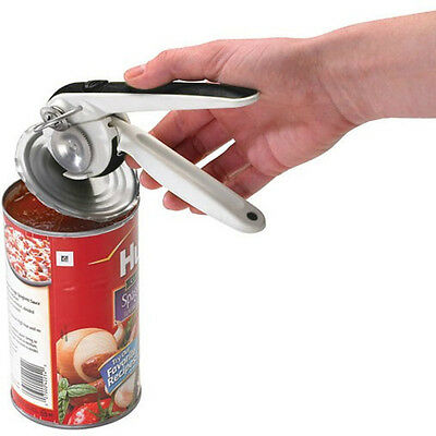 Chef'n EZSqueeze One Handed Can Opener Handicap Senior Kitchen Tool Gadget Gift