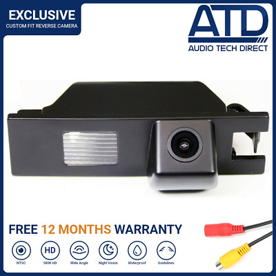 Direct Fit Rear View Reversing Reverse Camera For Vauxhall Insignia OPC Mk1 G1