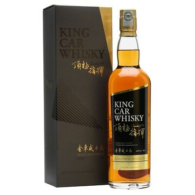 Kavalan King Car Conductor Single Malt Whisky 700 mL
