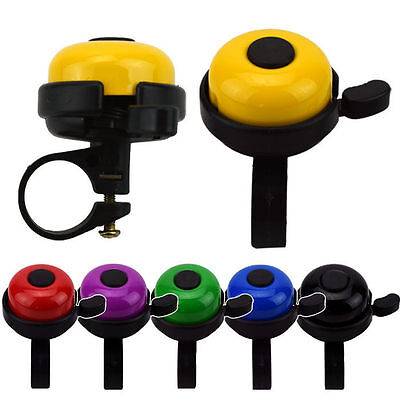 Kids Adults Bike Bicycle Bell For Handlebar Squeeze Ping Road Mountain Cycling