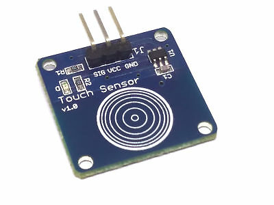 Touch Sensor Capacitive Touch Switch Module DIY for Arduino Digital TTP223B